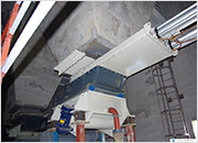 Bottom ash vibration feeder - Obrenovac, Serbia