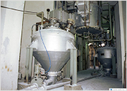 Alumina dust pneumatic conveying pressure vessels - India