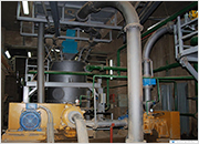 Premixer with slurry pumps - Kosovo B, former SCG