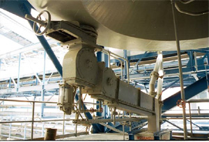 Fly ash hopper fluid discharge system – Suralaya, Indonesia